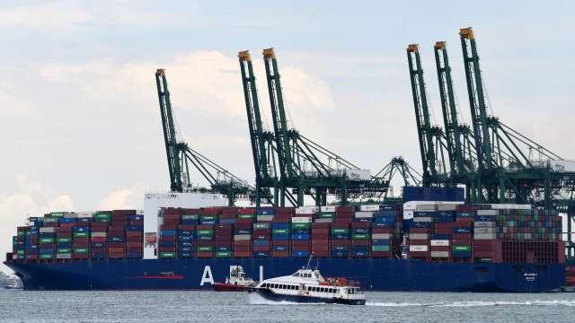 半導體需求強勁 南韓11月前20日出口年增11.1%(圖片:AFP)