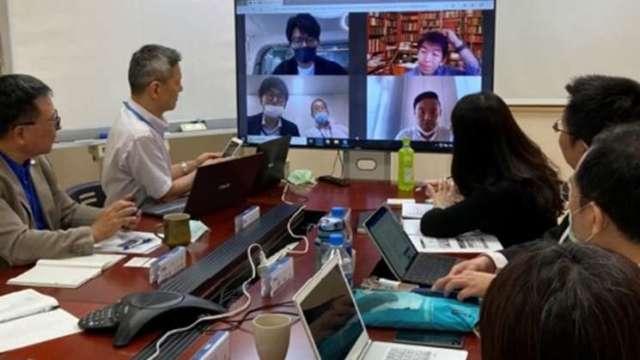 台日中小企業精準媒合 潛在合作商機估達9000萬元。(圖:經濟部中小企業處提供)