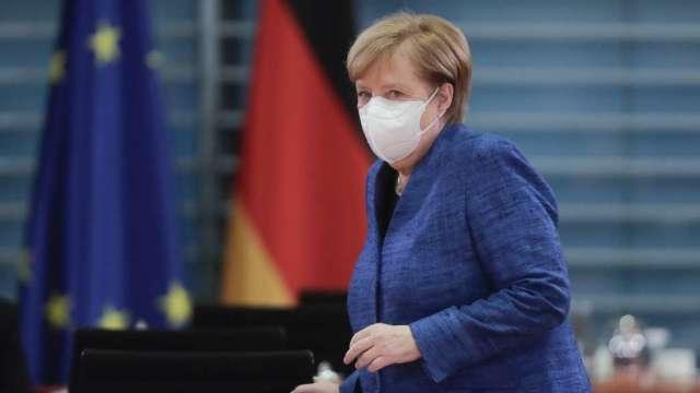 德國防疫封鎖可能延至12月 因病例數仍居高不下(圖:AFP)