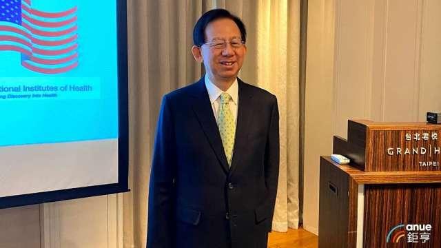 高端疫苗副董事長陳燦堅。(鉅亨網資料照)