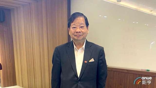 萬泰科董事長張銘烈。(鉅亨網資料照)