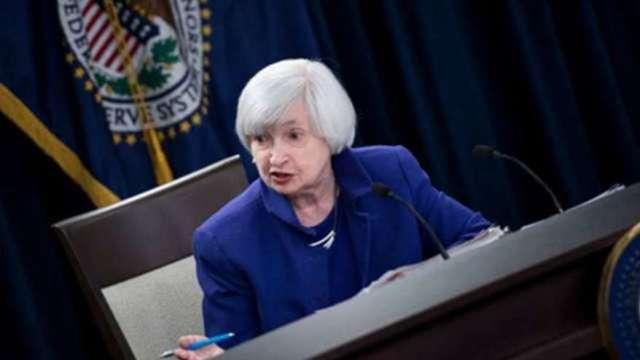 葉倫力推寬鬆將遇阻?美財政部否認提高動用Fed歸還資金難度 (圖:AFP)