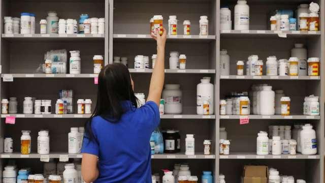生華科新藥啟動合併療法 完成美、加臨床試驗申請。(圖:AFP)