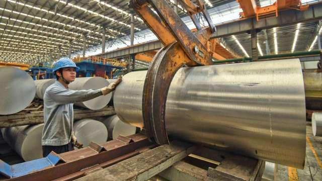 韓國浦項鋼鐵光陽廠意外停工,亞洲鋼市供給恐現缺口。(示意圖:AFP)