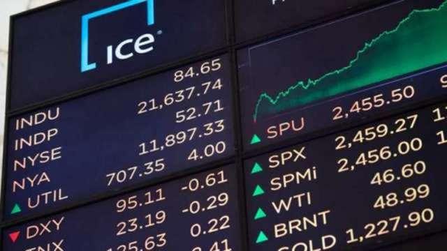 美股好兆頭!標普500等權重指數表現力壓加權指數(圖:AFP)