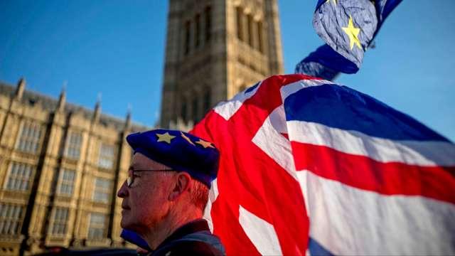 英國財長警告:預測今年經濟萎縮11.3% 創下近300年來記錄 (圖片:AFP)
