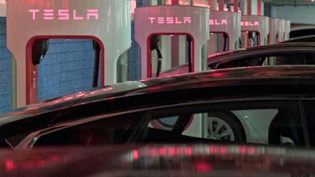 車用晶片股價大熱 碳化矽龍頭Cree今年漲幅近一倍(圖:AFP)