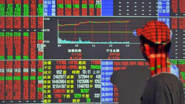 興櫃股年底上市熱 櫃買中心:價量波動恐較大注意風險。(圖:AFP)