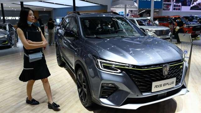 中國電動車市回溫 寧德時代重返全球車用電池市場龍頭 (圖片:AFP)