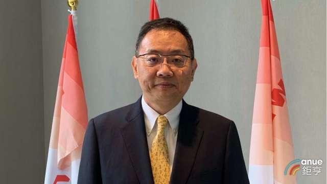 華邦電董事長焦佑鈞。(鉅亨網資料照)
