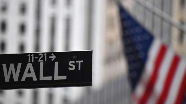 美疫情持續延燒 美股期貨下滑(圖片:AFP)