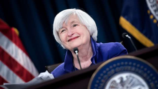 女力雲集!拜登正式提名葉倫為財政部長。(圖片:AFP)