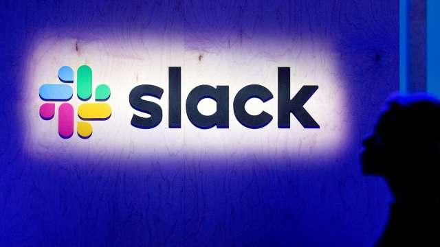 CNBC:Salesforce-Slack收購案將於週二美股盤後公布 (圖:AFP)