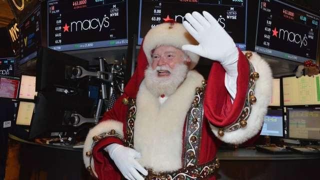 12月聖誕行情會來嗎?歷史透露端倪 (圖片:AFP)