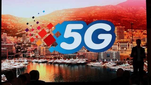 5G手機快充成標配 偉詮電明年起出貨第二家中系手機大廠。(圖:AFP)