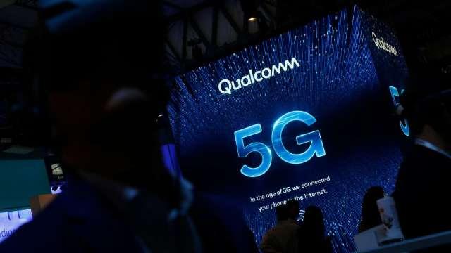 高通推新一代晶片888 結合5G技術 供應明年Android高階手機(圖片:AFP)