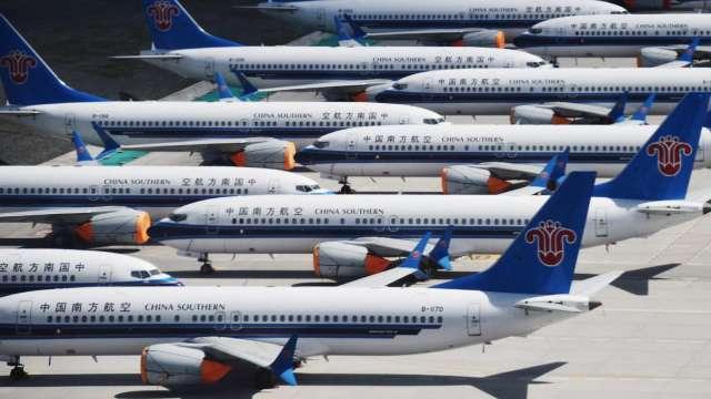 美國FAA發出適航證書 737MAX將重返天際 (圖片:AFP)