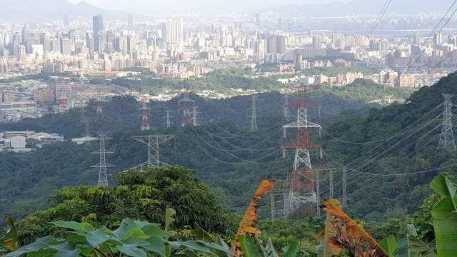 穩定北部供電,台電超一路「板橋-龍潭線」竣工送電。(圖:台電提供)