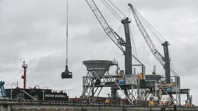 儘管禁令未解 傳中國已允許部分澳洲煤炭通關(圖:AFP)