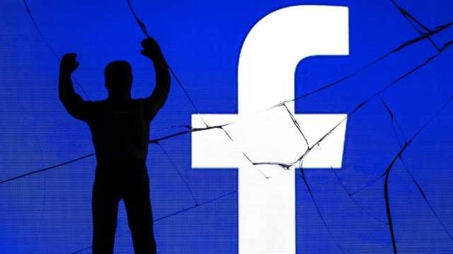 知情人士:美國各州正調查Facebook 計畫下週提反壟斷訴訟(圖:AFP)