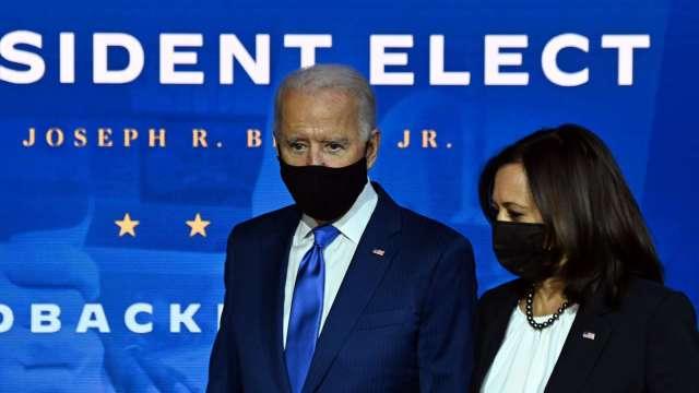 替代庫德洛!拜登提名貝萊德高階主管 賀錦麗幕僚破天荒全女性 (圖片:AFP)