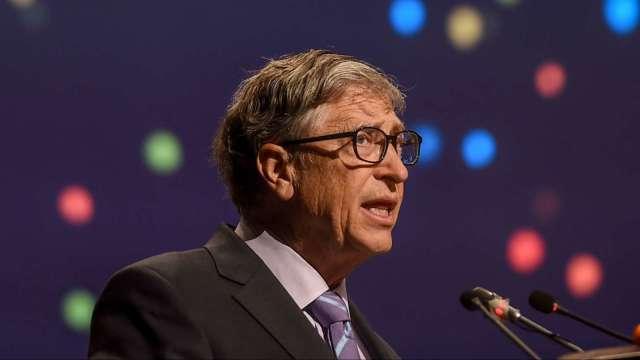 比爾蓋茲:2021春天美國可能恢復正常生活 (圖片:AFP)