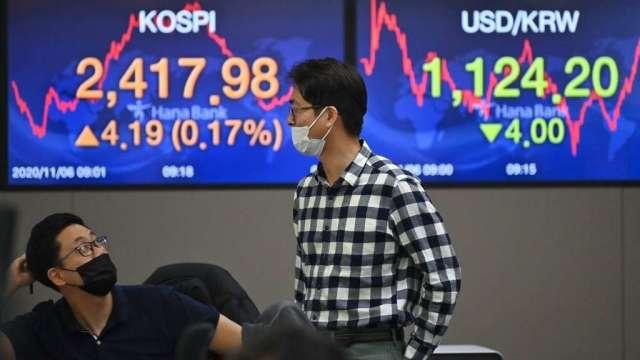 瑞信:亞股明年有望啟動「超級收益周期」 表現冠於全球(圖:AFP)
