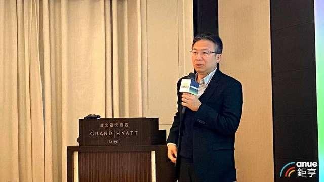 安碁資訊總經理吳乙南。(鉅亨網記者劉韋廷攝)