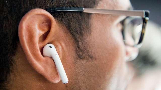 耳機新品放量 美律11月營收年增逾6成 寫同期歷史次高。(圖:AFP)