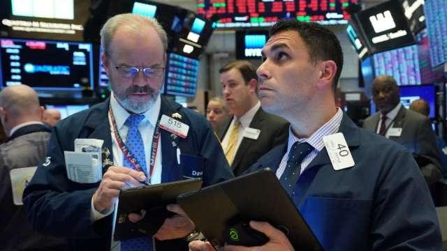 美股盤前上漲 投資者等待非農就業報告發布(圖:AFP)