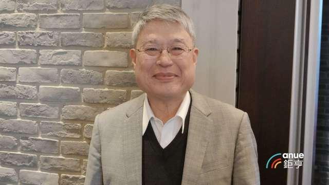 南僑執行副總裁李勘文。(鉅亨網記者張欽發攝)