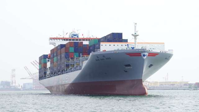 萬海擬斥百億元買二手船隊。(圖:萬海提供)