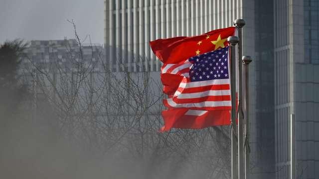 美財政部宣布制裁14名中國官員 均為人大常委會副委員長 (圖:AFP)