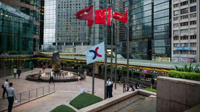 【袁志峰專欄】中國經濟數據佳,回調是買入機會(圖片:AFP)