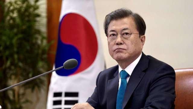 文在寅:南韓考慮加入CPTPP 商談更多自由貿易協定(圖:AFP)