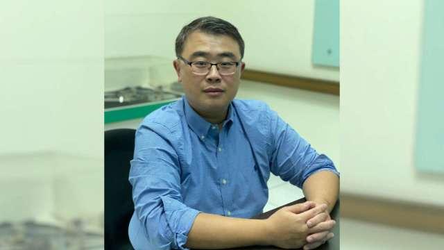 榮剛總經理康永昌。(圖:榮剛提供)