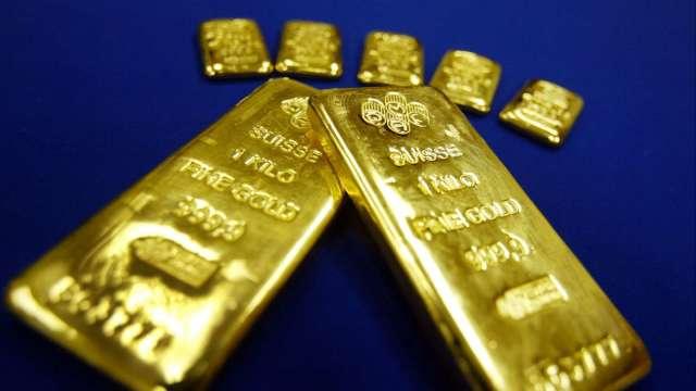 〈貴金屬盤後〉美紓困案呼之欲出 公債殖利率下降 黃金連2漲 登3週高點(圖片:AFP)
