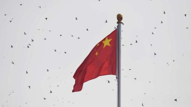 11年來首見 中國11月CPI驚見負數 年減0.5%(圖片:AFP)