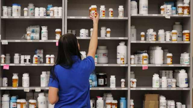 逸達授權列腺癌新劑型新藥 已收取逾2億元簽約金。(圖:AFP)