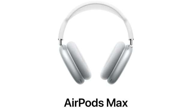 AirPods Max。(圖:翻攝自蘋果官網)