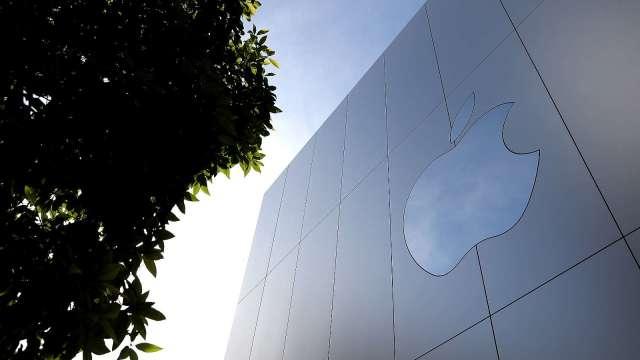 傳蘋果與台積電合作開發Apple Car自駕車晶片(圖片:AFP)