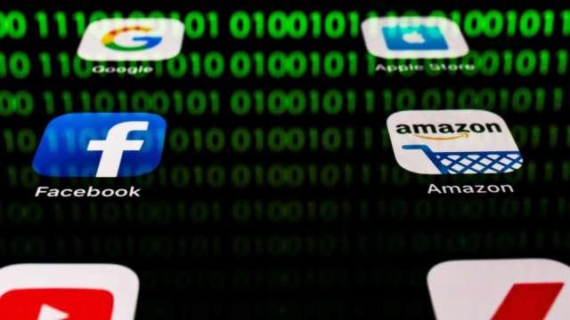 違反隱私規定 法國對Google開罰1億歐元、罰亞馬遜3500萬歐元(圖:AFP)