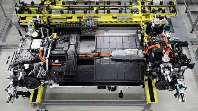 QuantumScape鋰固態電池技術寫下新里程碑 兩天內暴漲70%(圖:AFP)