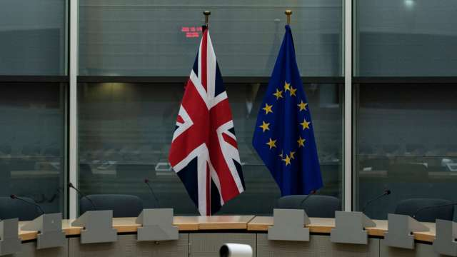 歐盟委員會無意豁免 英國旅客明年起恐禁止入境歐盟 (圖:AFP)