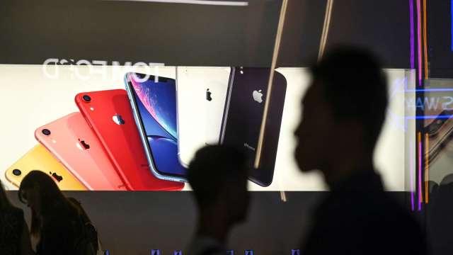蘋果甩開英特爾後 高通就是下一個(圖片:AFP)