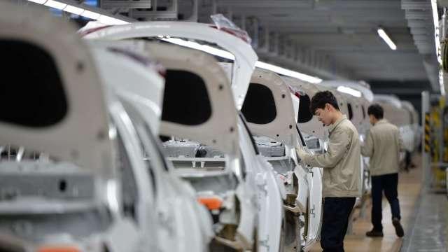 疫情衝擊下 南韓11月汽車出口下跌逾10%(圖片:AFP)