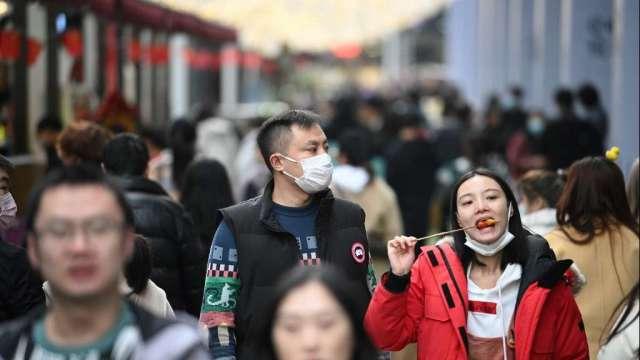 中國經濟今年保持成長 但一關鍵領域仍面臨問題(圖:AFP)