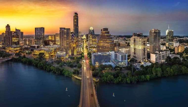 奧斯汀。圖: Austin Chamber of Commerce