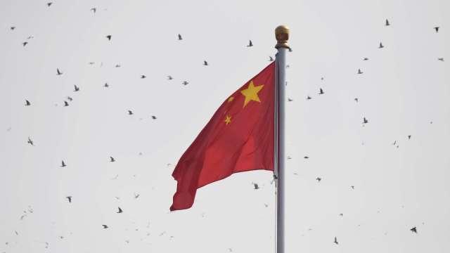 中國11月零售額年增率升至5% 符合預期(圖片:AFP)