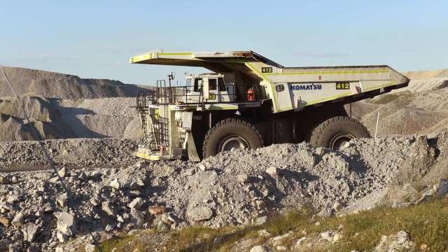 中澳貿易緊張 傳中國批准限制進口澳洲煤炭  (圖片:AFP)